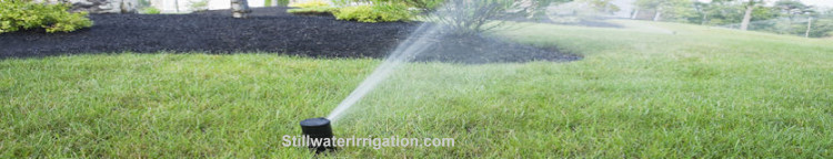 Stillwater Irrigation troubleshoots and repairs sprinkler systems